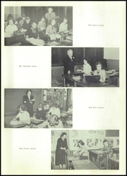 Page 15, 1952 Edition, Garfield High School - Rampage Yearbook (Akron, OH) online yearbook collection