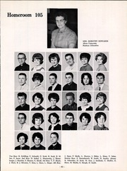 Page 43, 1964 Edition, Garfield High School - Rampage Yearbook (Akron, OH) online yearbook collection