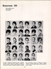 Page 47, 1964 Edition, Garfield High School - Rampage Yearbook (Akron, OH) online yearbook collection