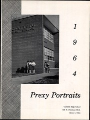 Page 5, 1964 Edition, Garfield High School - Rampage Yearbook (Akron, OH) online yearbook collection
