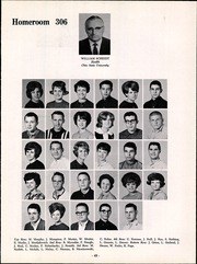 Page 51, 1964 Edition, Garfield High School - Rampage Yearbook (Akron, OH) online yearbook collection