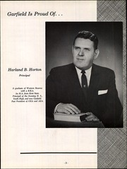 Page 6, 1964 Edition, Garfield High School - Rampage Yearbook (Akron, OH) online yearbook collection