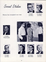Page 19, 1966 Edition, Garfield High School - Rampage Yearbook (Akron, OH) online yearbook collection