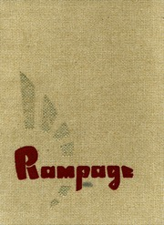 1969 Edition, Garfield High School - Rampage Yearbook (Akron, OH)