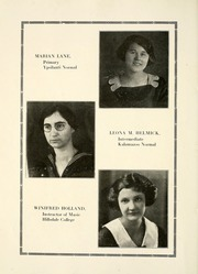 Page 16, 1923 Edition, North Adams High School - Rampages Yearbook (North Adams, MI) online yearbook collection