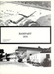 Page 5, 1976 Edition, Lake Christian High School - Rampart Yearbook (Leesburg, FL) online yearbook collection