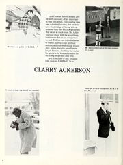 Page 8, 1976 Edition, Lake Christian High School - Rampart Yearbook (Leesburg, FL) online yearbook collection