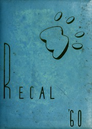 1960 Edition, Bath High School - Recal Yearbook (Lima, OH)