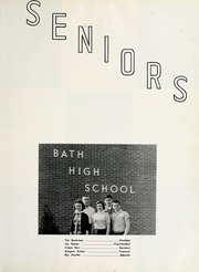 Page 15, 1960 Edition, Bath High School - Recal Yearbook (Lima, OH) online yearbook collection