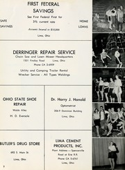 Page 6, 1960 Edition, Bath High School - Recal Yearbook (Lima, OH) online yearbook collection
