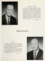 Page 9, 1960 Edition, Bath High School - Recal Yearbook (Lima, OH) online yearbook collection