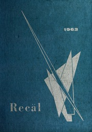1963 Edition, Bath High School - Recal Yearbook (Lima, OH)