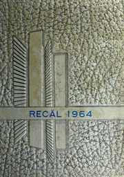 1964 Edition, Bath High School - Recal Yearbook (Lima, OH)