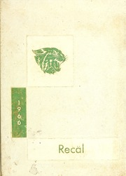 1966 Edition, Bath High School - Recal Yearbook (Lima, OH)