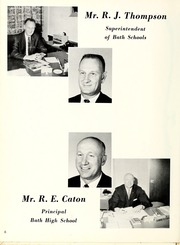 Page 10, 1966 Edition, Bath High School - Recal Yearbook (Lima, OH) online yearbook collection