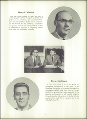 Page 11, 1957 Edition, Rancocas Valley Regional High School - Red Oak Yearbook (Mount Holly, NJ) online yearbook collection