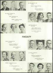 Page 12, 1957 Edition, Rancocas Valley Regional High School - Red Oak Yearbook (Mount Holly, NJ) online yearbook collection