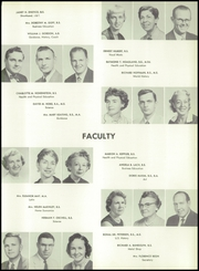 Page 13, 1957 Edition, Rancocas Valley Regional High School - Red Oak Yearbook (Mount Holly, NJ) online yearbook collection