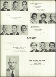 Page 14, 1957 Edition, Rancocas Valley Regional High School - Red Oak Yearbook (Mount Holly, NJ) online yearbook collection