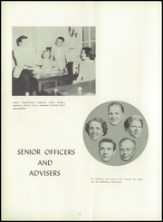 Page 16, 1957 Edition, Rancocas Valley Regional High School - Red Oak Yearbook (Mount Holly, NJ) online yearbook collection