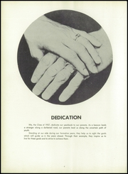 Page 8, 1957 Edition, Rancocas Valley Regional High School - Red Oak Yearbook (Mount Holly, NJ) online yearbook collection