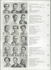 Page 14, 1959 Edition, Rancocas Valley Regional High School - Red Oak Yearbook (Mount Holly, NJ) online yearbook collection