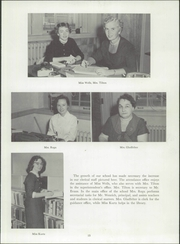 Page 17, 1959 Edition, Rancocas Valley Regional High School - Red Oak Yearbook (Mount Holly, NJ) online yearbook collection