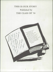 Page 7, 1959 Edition, Rancocas Valley Regional High School - Red Oak Yearbook (Mount Holly, NJ) online yearbook collection