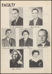 Page 10, 1947 Edition, Union High School - Redskin Yearbook (Tulsa, OK) online yearbook collection