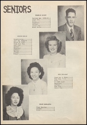 Page 12, 1947 Edition, Union High School - Redskin Yearbook (Tulsa, OK) online yearbook collection