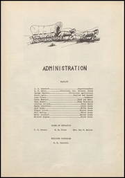 Page 9, 1947 Edition, Union High School - Redskin Yearbook (Tulsa, OK) online yearbook collection