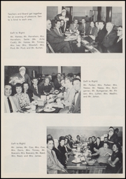 Page 16, 1954 Edition, Union High School - Redskin Yearbook (Tulsa, OK) online yearbook collection
