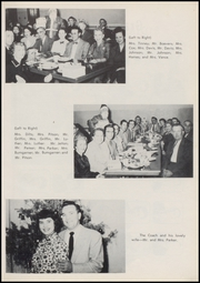 Page 17, 1954 Edition, Union High School - Redskin Yearbook (Tulsa, OK) online yearbook collection
