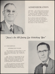 Page 12, 1955 Edition, Union High School - Redskin Yearbook (Tulsa, OK) online yearbook collection