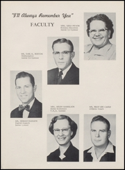 Page 13, 1955 Edition, Union High School - Redskin Yearbook (Tulsa, OK) online yearbook collection