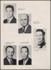 Page 14, 1955 Edition, Union High School - Redskin Yearbook (Tulsa, OK) online yearbook collection