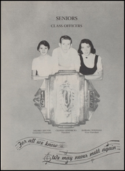 Page 15, 1955 Edition, Union High School - Redskin Yearbook (Tulsa, OK) online yearbook collection