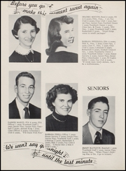 Page 16, 1955 Edition, Union High School - Redskin Yearbook (Tulsa, OK) online yearbook collection