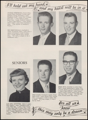 Page 17, 1955 Edition, Union High School - Redskin Yearbook (Tulsa, OK) online yearbook collection