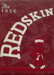 Union High School - Redskin Yearbook (Tulsa, OK) online yearbook collection, 1956 Edition, Page 1