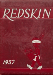 Union High School - Redskin Yearbook (Tulsa, OK) online yearbook collection, 1957 Edition, Page 1