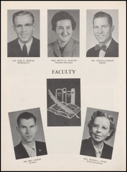 Page 12, 1958 Edition, Union High School - Redskin Yearbook (Tulsa, OK) online yearbook collection