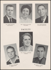 Page 13, 1958 Edition, Union High School - Redskin Yearbook (Tulsa, OK) online yearbook collection
