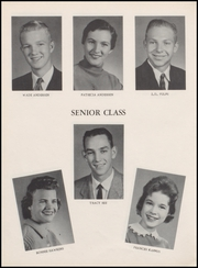 Page 14, 1958 Edition, Union High School - Redskin Yearbook (Tulsa, OK) online yearbook collection