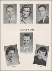 Page 15, 1958 Edition, Union High School - Redskin Yearbook (Tulsa, OK) online yearbook collection