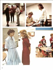 Page 14, 1982 Edition, Union High School - Redskin Yearbook (Tulsa, OK) online yearbook collection