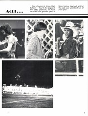 Page 9, 1982 Edition, Union High School - Redskin Yearbook (Tulsa, OK) online yearbook collection