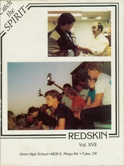 Page 5, 1984 Edition, Union High School - Redskin Yearbook (Tulsa, OK) online yearbook collection