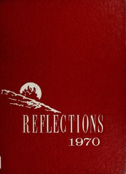 1970 Edition, Blackford High School - Reflections Yearbook (Hartford City, IN)