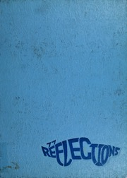 1977 Edition, Blackford High School - Reflections Yearbook (Hartford City, IN)
